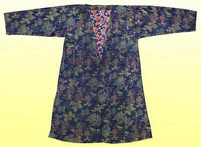 Vintage Beautiful Uzbek Robe Kaltacha From Samarkand A9427