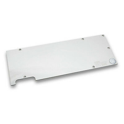 EK Water Blocks EK-FC1080 GTX Backplate - Nickel