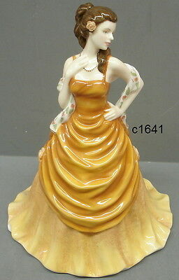Royal Doulton Pretty Ladies JANE GOLD Figurine HN5331 NEW in box