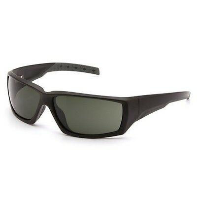 Venture Gear VGSB722T Overwatch Sunglasses Black Frame w/Smoke Green Lens