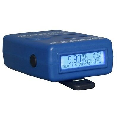 Competition Electronics CEI-4700 Blue Pocket Pro II Shot Timer