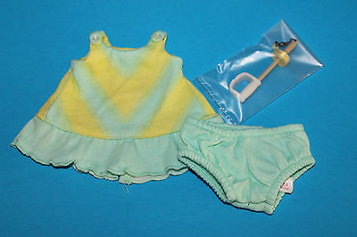 American Girl Angelina Ballerina Mouse Gymnastics Dress Outfit with Wand