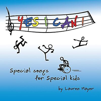 Mayer, lauren - Yes I Can CD  NEW
