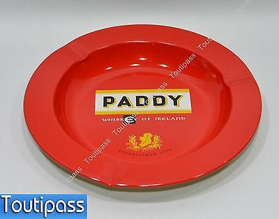 PADDY WHISKY IRELAND Cendrier de table métal embouti NEUF