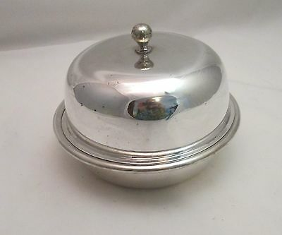 A Good Silver Plated Muffin Dish - EPNS, Sheffield