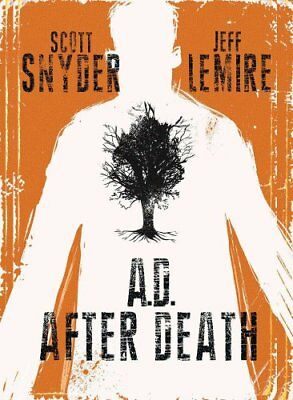 Ad After Death by Image Comics (Hardback, 2017)