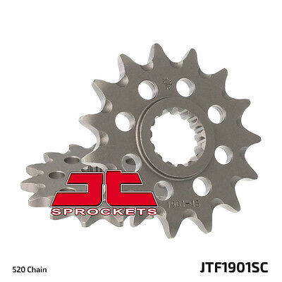 BETA 250 RR 2T2013-16 Self Cleaning Steel Front Sprocket JTF1901SC - 13 Tooth
