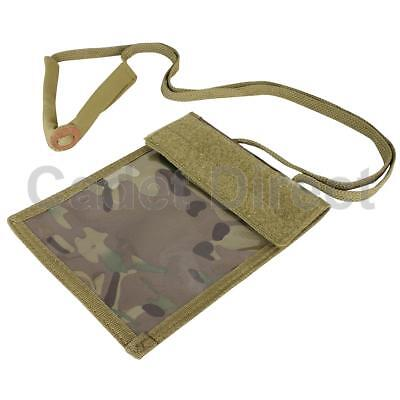 Mil-Tec MTP-Compatible Neck Wallet
