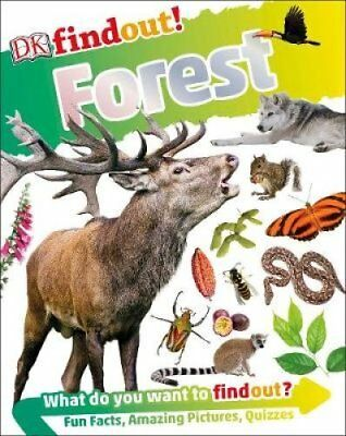 Forest by DK (Paperback, 2017)