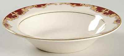 Edwin Knowles REGAL Rimmed Fruit Dessert (Sauce) Bowl 918488