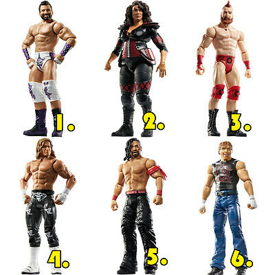 WWE Series 72 NXT Mattel Wrestling Action Figure Kid Child Toy Gift Hobby