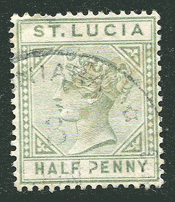 ST. LUCIA: (10643) part NIARA cancel/ cleaned