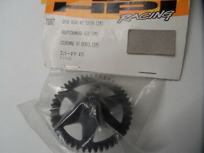 New HPI Spur Gear 47 Tooth (1M) 76867