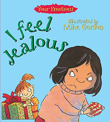 I Feel Jealous (Your Emotions) - Paperback NEW Moses, Brian 1994-11-16