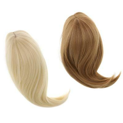 2 PCS Wigs Hair for American Girl Doll or 27-28cm Head Circumference Dolls