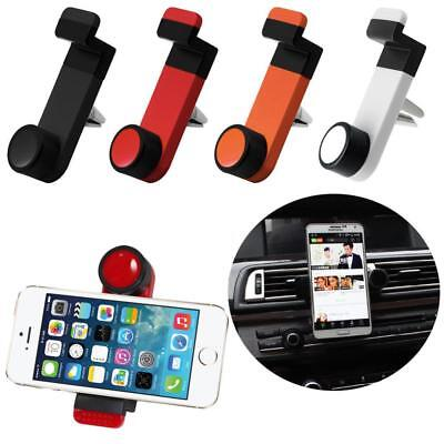 Universal Mobile Phone 360 Rotating In Car Air Vent Mount Holder Cradle Stand LD
