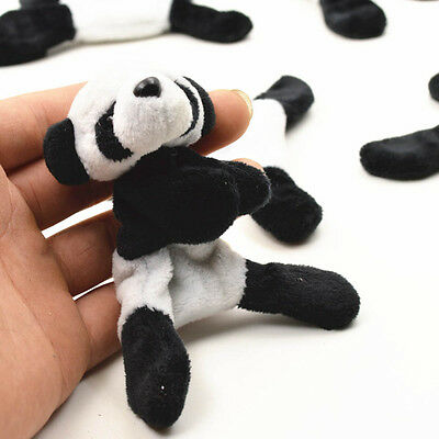 Cute Soft Plush Panda Fridge Magnet Refrigerator Sticker Gift Souvenir