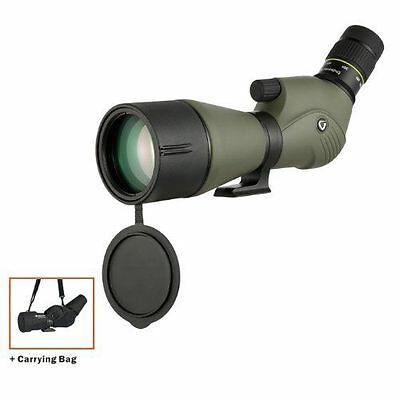 Vanguard - Angled Spotting Scope with 20-60x Zoom [Endeavor XF 80A] [Vert] NEUF