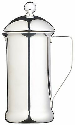 Le Xpress Cafetiere Coffee Pot Maker Stainless Steel 3 or 8 Cup *TRACKED*