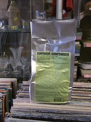 Superior GUNPOWDER Loose Leaf GREEN Tea     Vacuum Sealed (1/4 - 1.1 lbs)