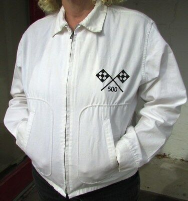 1967 Indy 500 Camaro RS SS Pace Car Jacket Offered By Dick's For Clothes Rare 67