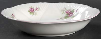 Shelley BRIDAL ROSE (DAINTY SHAPE) Fruit Dessert (Sauce) Bowl 666295