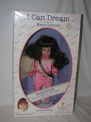 Marie Osmond Doll Stephanie Rodeo Queen Children's Miracle Network LE 1993