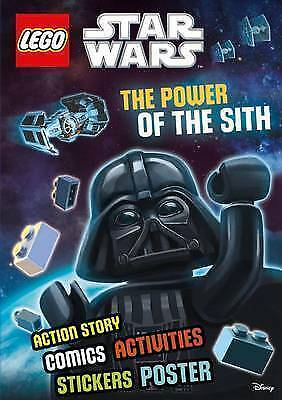 LEGO Star Wars - The Power of the Sith (Sticker Poster Book)