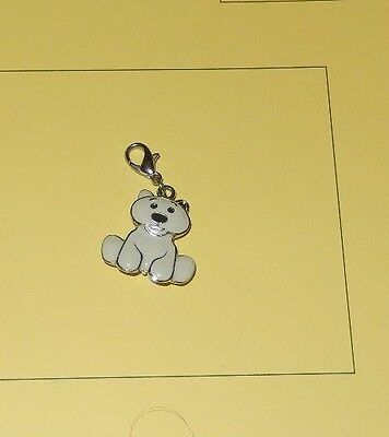 Webkinz Charm Polar Bear Out Of Package No Code