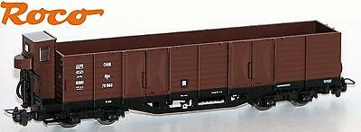 "Roco H0e 34537 open Narrow gauge freight cars the ÖBB "" novelty 2017"""