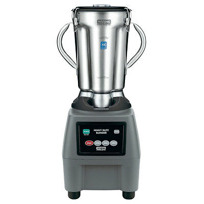 WARING COMMERCIAL CB15 Food Blender, Electronic Membrane Panel