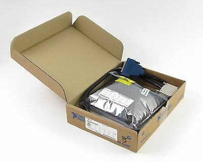 National Instruments 777382-01 DAQ 183554C-01 Signal Accessory w/ Cable