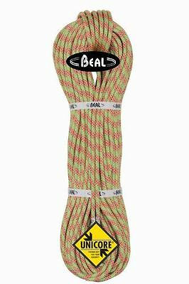 Beal - Ice Line Unicore Golden Dry Corde [Anis/Orange] [8,1 mm 2 x 60 m] NEUF
