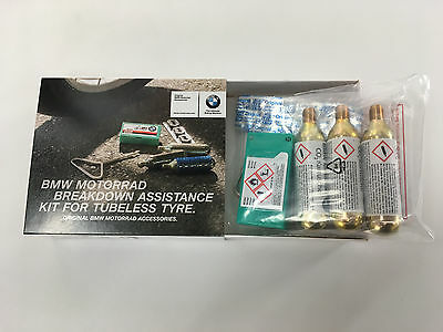 BMW  Puncture repair kit