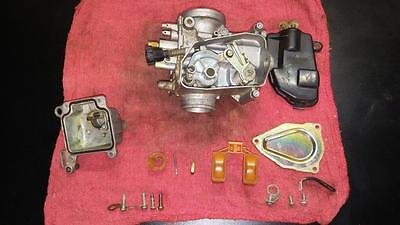 1986 Honda Carburetor FOURTRAX TRX250 ATC250 Big Red OEM VIDEO!