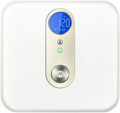 Motorola - Smart Nursery - Balance connectée - Blanc [Baby & Me Scale] NEUF