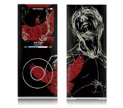 MusicSkins - Sticker de protection pour Apple iPod nano 4G [MS-DHES20005] NEUF