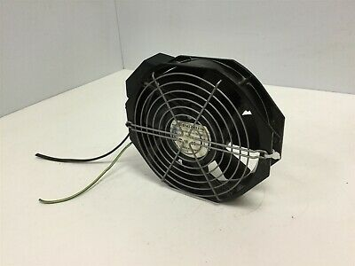 EBM-Papst W2E142-CC13-16 Thermally Protected Fan, Voltage: 115 VAC Watts: 13/14W