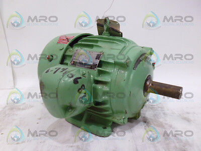 Us Elecric F-A258-00-765 J199R023 7.5Hp 3475Rpm Motor *used*