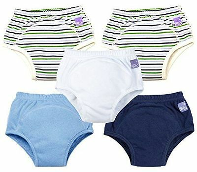 Bambino Mio - Potty Lot de 5 culottes [5TP18-24 BMX] [Multicolore] NEUF