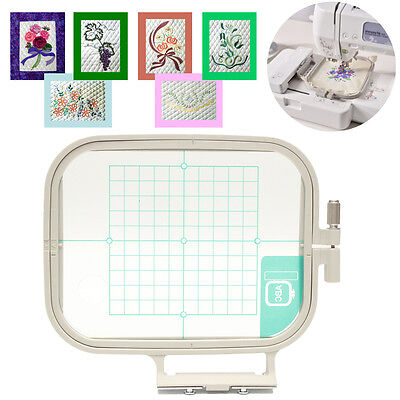 Medium Rectangle Embroidery Hoop Frame For Brother SE400 PE500 LB6800PRW Machine