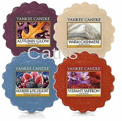 Yankee Candle Wax Tart Melts Various Fragrances Including New Ranges