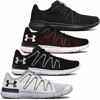 Under Armour 2017 Mens UA Thrill 3 Running Trainers Sports Gym Training Shoes