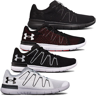 Under Armour Mens Mens UA Thrill 3 Running Trainers Sports Training Shoes
