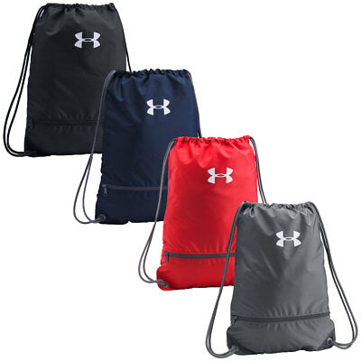 Under Armour 2017 UA Team Sackpack Drawstring Backpack School Gym Training Bag