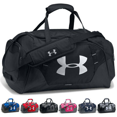 Under Armour Unisex 2019 UA Undeniable Duffle 3.0 SM Water Resistant Padded Bag
