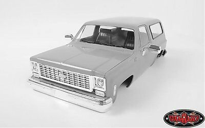 RC4WD rc4zb0092 Chevrolet Blazer Hard Body Complete Set 1:10