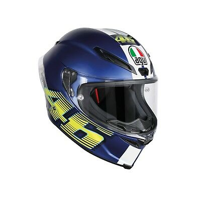 Helm AGV Corsa Top V46 Blue V46 BLUE Gr. MS