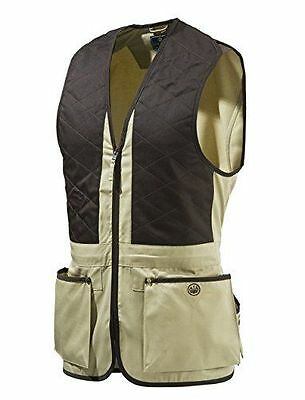 Beretta - Messieurs Trap Cotton [GT60102113012T_5XL] [beige/marron] [5XL] NEUF