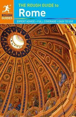 The Rough Guide to Rome by Rough Guides 9780241204504 (Paperback, 2016)